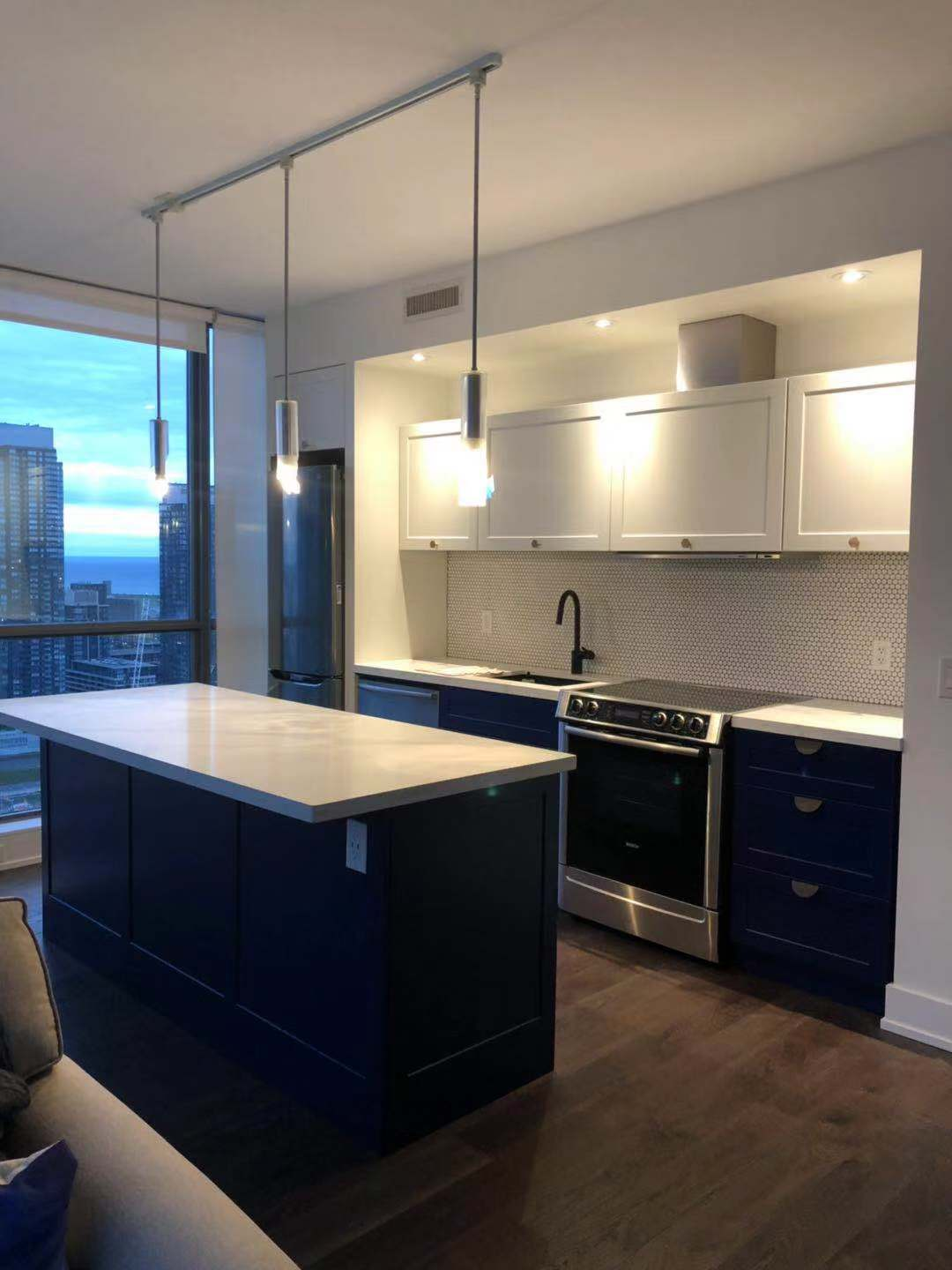 Condo Kitchen in Toronto